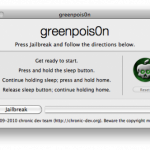 Greenpois0n RC6.1 Released with iBooks Fix