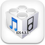 iOS 4.3.1 Custom Firmware IPSW Download for iPhone 4, 3GS, iPad, iPod Touch 4G, 3G [Jailbreak – Activated]